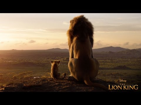 Gavin - The Movie Posters For 'The Lion King' Have Arrived