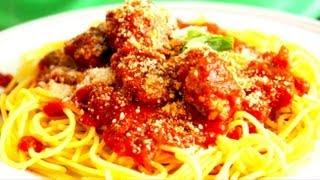 How to Make Spaghetti and Meatballs