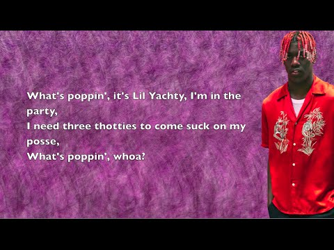 Lil Yachty - Intro (Just Keep Swimming) - Lyrics