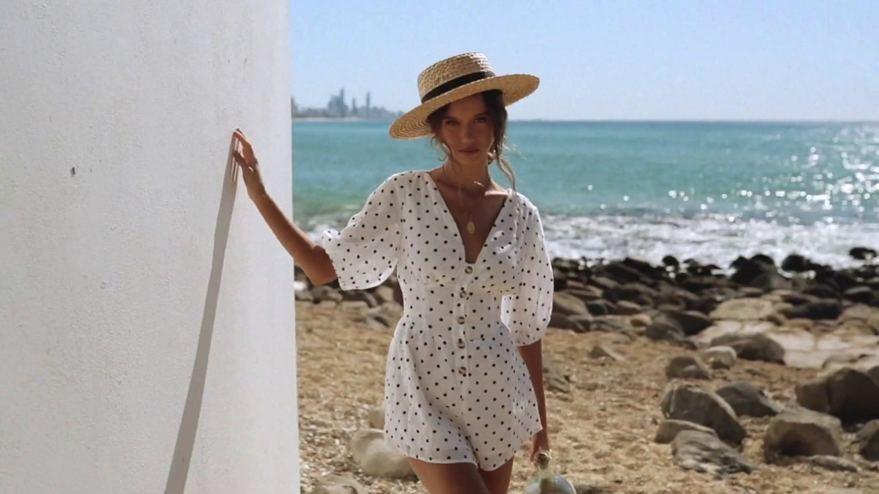 Sunshine Girl ☼ Lookbook with Isabelle Mathers