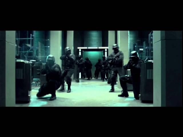 Resident Evil Afterlife Alice Vs Wesker