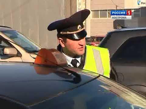 В костромской ГИБДД взяли на особый контроль перекрёсток улиц Советской и Подлипаева