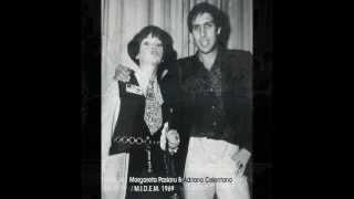 """Margareta Paslaru _ """"Azzuro"""" la TV Madrid regia Valeriu Lazarov (1969)"""