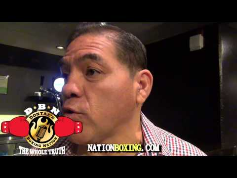 LEGEND HUMBERTO GONZALEZ ON MICHAEL CARBAJAL, MAYWEATHER & PACQUIAO: YOU HAVE TO KNOW WHEN TO