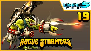 Level 5 Boss Fight!!: Episode 19 (Rogue Stormers)