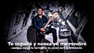 "La Diferencia- Ernesto Salazar- Hillsong United ""The Difference"""