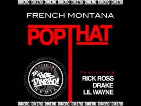 French Montana - Don't Stop(Pop That) - BASS BOOST