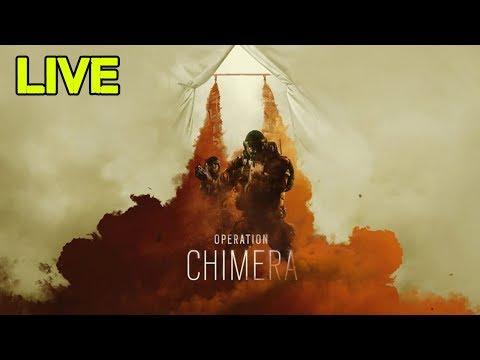 ANTEPRIMA OPERAZIONE CHIMERA - LIVE DAL SIX INVITATIONAL RAINBOW SIX SIEGE