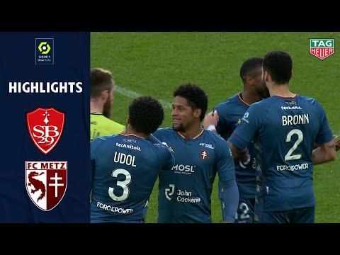 Brest Metz Goals And Highlights