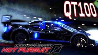 QT100: Need For Speed: Hot Pursuit DLC - Longest Race Ever (Part 2)