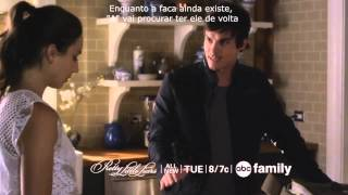 "Pretty Little Liars 5x15 Promo ""Fresh Meat"" Legendado 