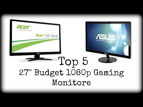 27 ZOLL 1080P GAMING MONITORE 2015 | Monitor Beratung / Kaufempfehlung