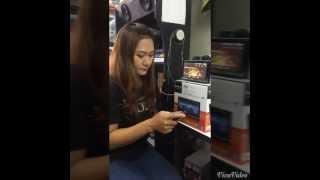 Repeat youtube video การเชื่อมต่อบลูทูธจากโทรศัพท์มือถือเข้ากับ DVD SONY XAV-712BT