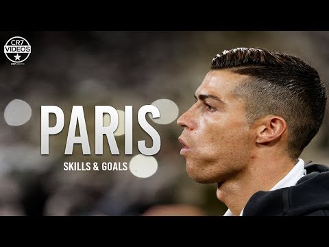 Thumbnail: Cristiano Ronaldo ▸ The Chainsmokers - Paris ❙ Skills & Goals ❙ 2017 ᴴᴰ