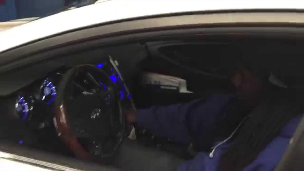 2012 Hyundai Sonata Remote Start Youtube