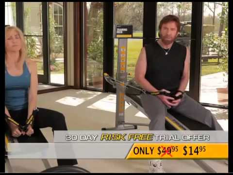 Total Gym FIT 2015 Infomercial - www.TotalGymDirect.com