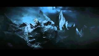 Halo 5 Guardians Campaign Cut Scene Master Cheif meets Cortana in a Dream - Meridian
