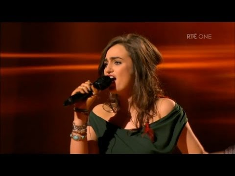 Kellie Lewis & Pauric McLoughlin - True Colours - RTE Voice of Ireland - 9 March 2014