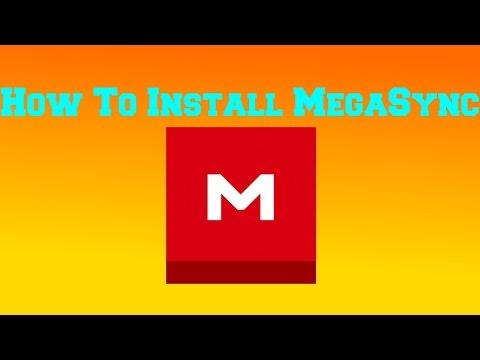 How To Install Mega Sync