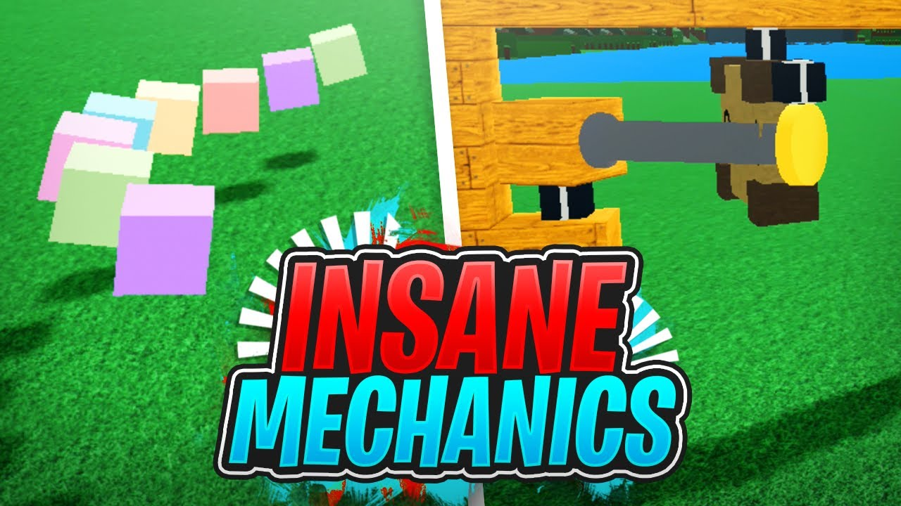 3 INSANE Mechanics!!! - Build a Boat For Treasure ROBLOX