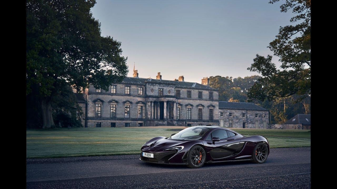 McLaren P1™ - the 5th anniversary