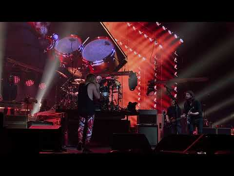 Heather Burnside - Foo Fighters Invite Queen's Roger Taylor Onstage During Super Bowl Concert