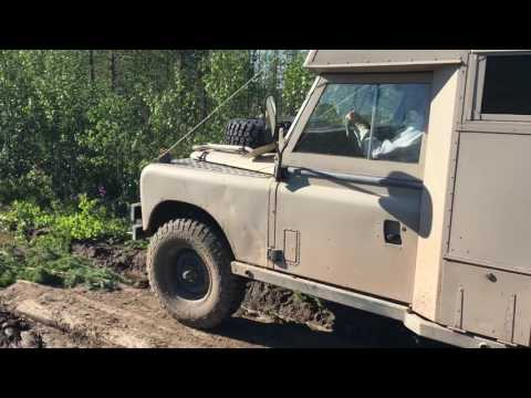 Trip to the Kola Peninsula in 2017 (short)