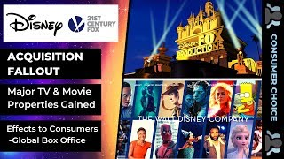 Disney Fox Acquisition a Death Blow to Consumer Market Video