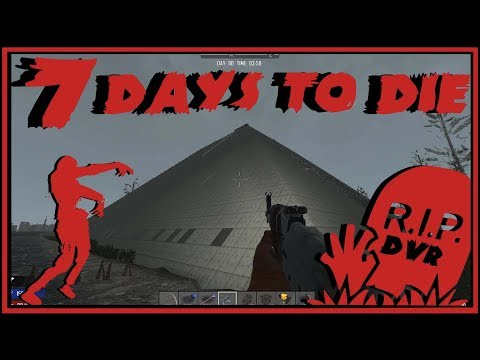DVR Play's | 7 DAYS TO DIE | S3 Ep 36 | Electric Slippery Dip!