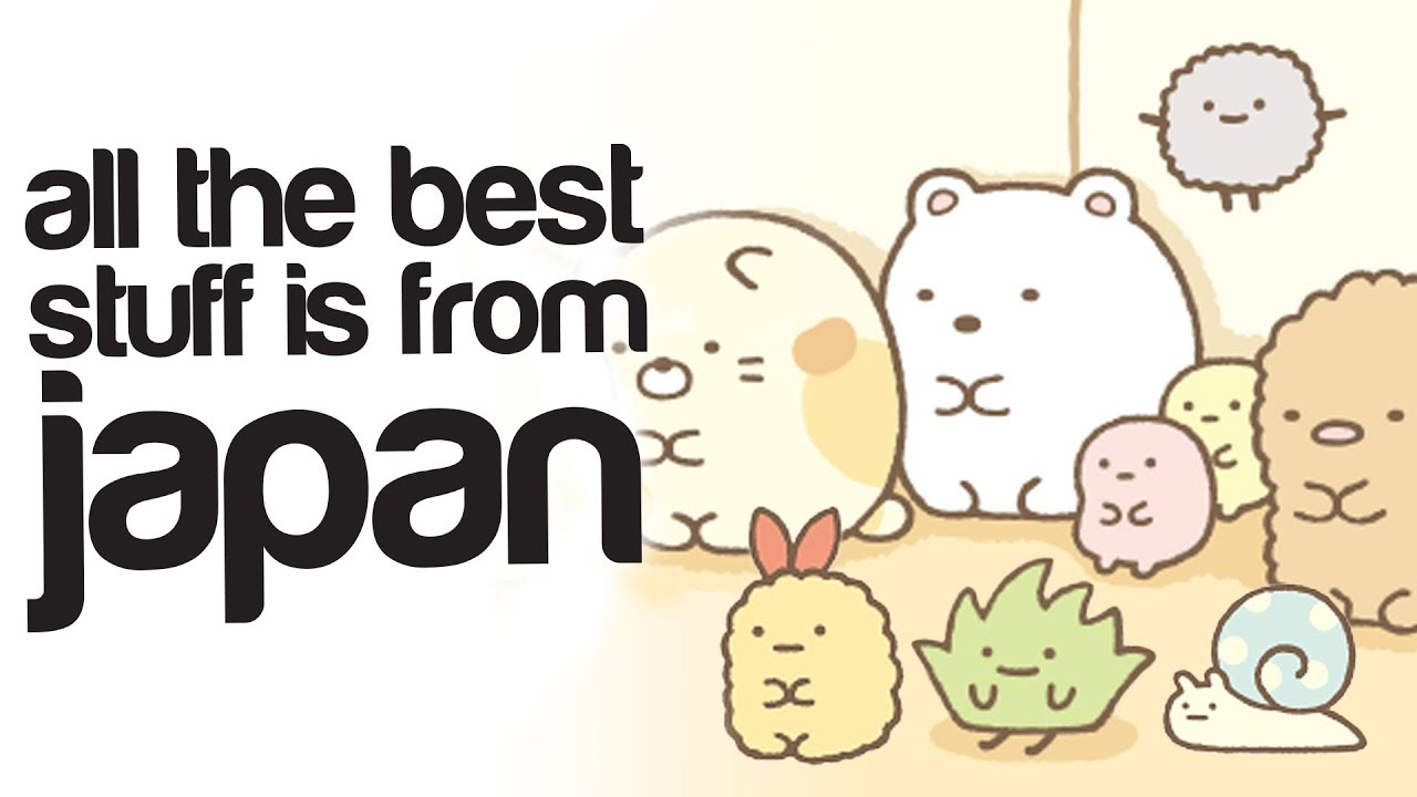Fall in love with Sumikko Gurashi - So Cute! All the Best ...