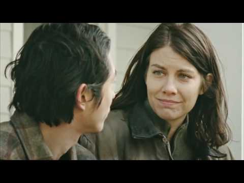 Maggie x Glenn || Hold On, I still need you