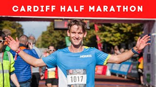 From Trail to Road = Injured | Cardiff Half Marathon 2019
