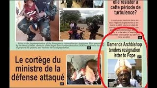 Breaking News! Cameroon News Paper Today July 17th 2018! Watch