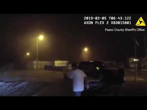 DC - Drunk Driver Tries To Dance His Way Out Of Arrest