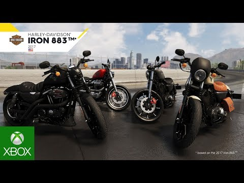 The Crew 2 - Harley-Davidson Iron Gameplay Trailer
