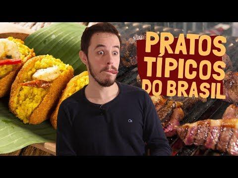 O Prato Típico de Cada Estado Brasileiro