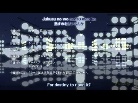 Shinsekai Yori ED 1 HD