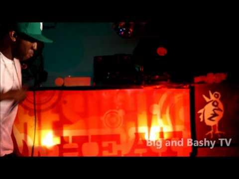 Big and Bashy Tv - Fresharda @ Hot Wuk Live