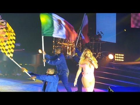 Mariah Carey LOVERBOY Monterrey Mexico November 9th, 2016
