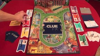 Clue FX Review - with the Game Boy Geek