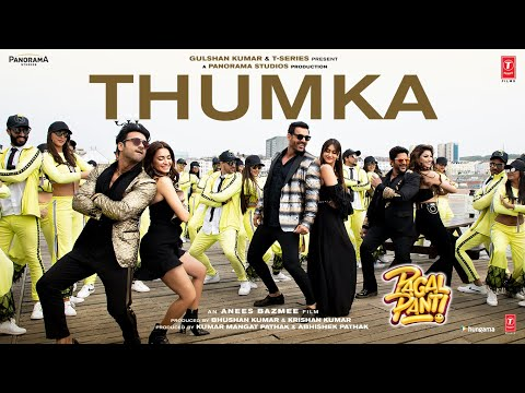 Thumka Video Song - Pagalpanti