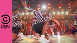 "Ne-Yo Performs Boyz II Men's ""Motownphilly"" | Lip Sync Battle"