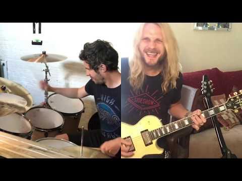 Phantom Of The Opera - Iron Maiden (Lockdown Sessions With Richie Faulkner)