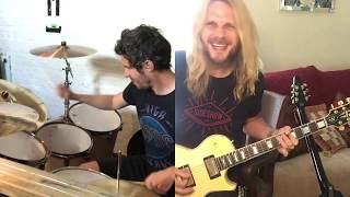 Phantom Of The Opera - Iron Maiden (Lockdown Sessions with Richie Faulkner)