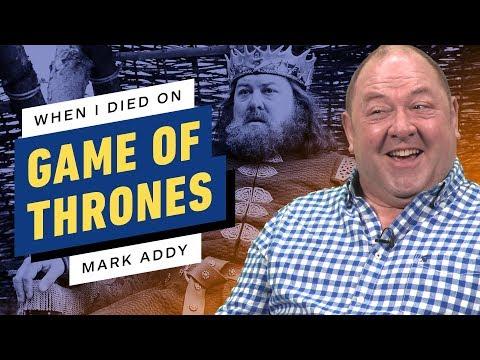 When I Died on Game of Thrones: Robert Baratheon