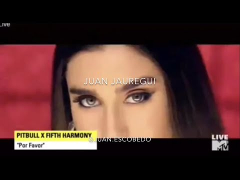 Pitbull & Fifth Harmony - Por Favor Music Video Preview