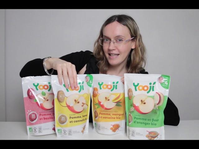 yooji : des produits surgelés pour bébé