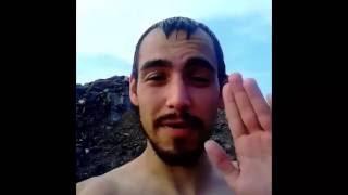 Спорт это жизнь Один день из жизни Максима Сергеева Огромная гусеница