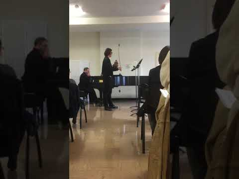 Max Herrmann Tchaikovsky Violin Concerto in D