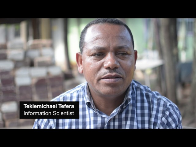 Creating an Ethiopian National Repository